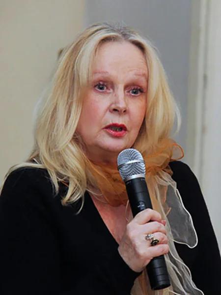Наталья Богунова в старости