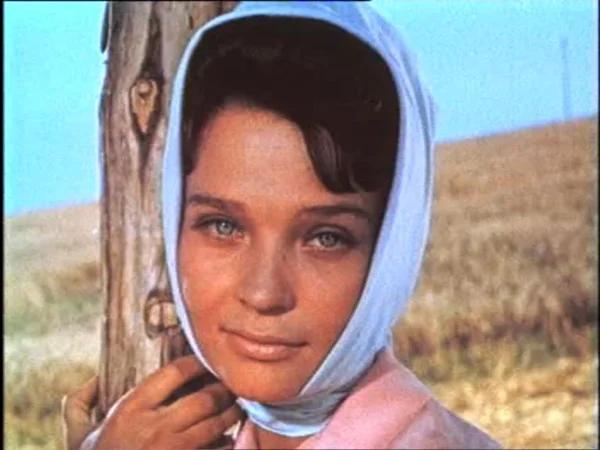 """Светлана Светличная. """"Стряпуха"""" (1965)"""