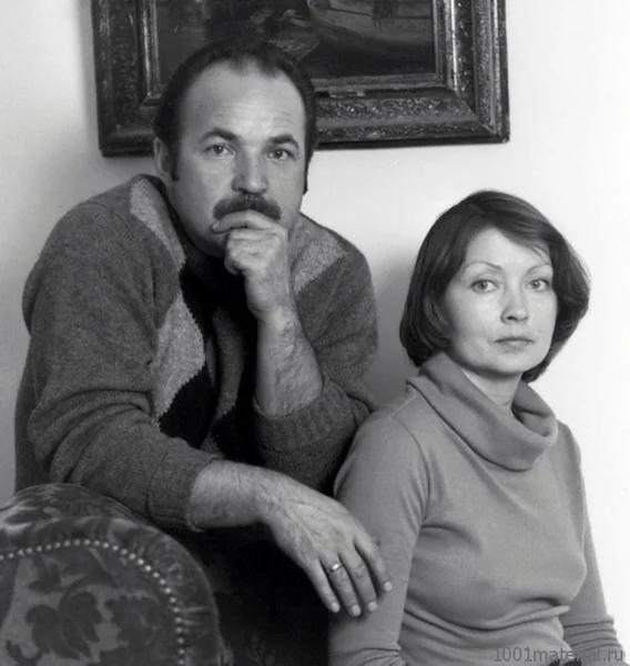 Жанна Болотова с Н. Губенко