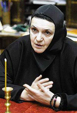 Матушка Ольга (Ольга Гобзева)