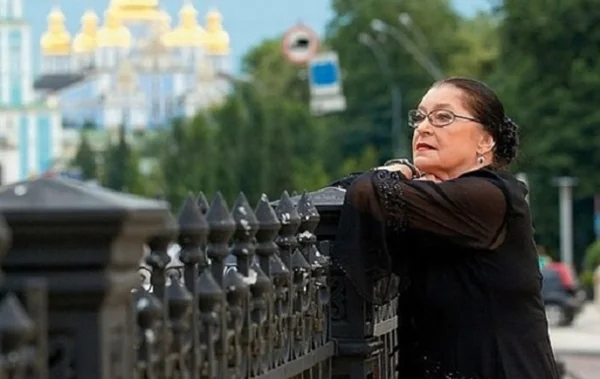 Валерия Заклунная в последние годы