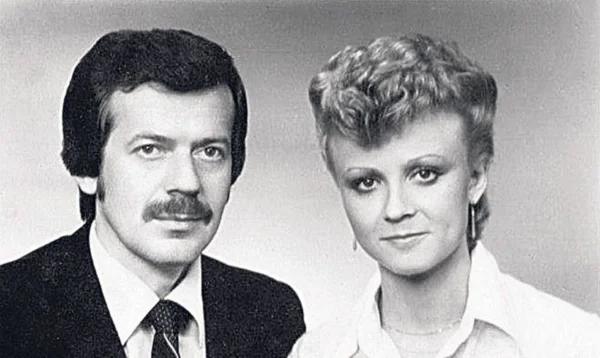 Анне Вески с Бенно Бельчиковым