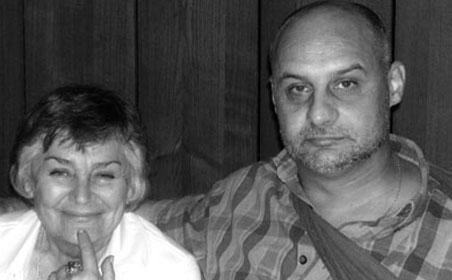 Юнона Карева и Сергей Говорухин