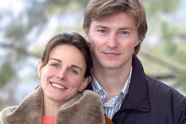Екатерина Гордеева с Ильей Куликом