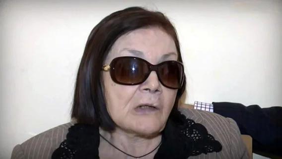 Валентина Малявина. Кадр передачи т/к Россия