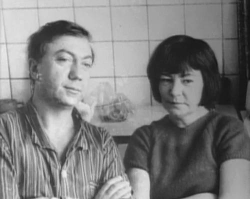 Роман Ткачук с женой Майей Гнездовской