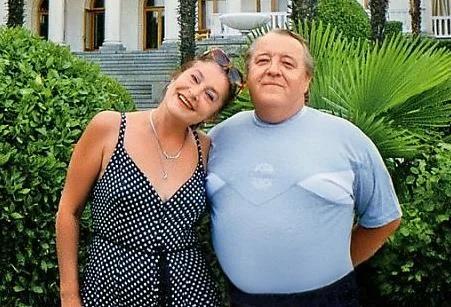 Валерия Заклунная с Александром Мироненко
