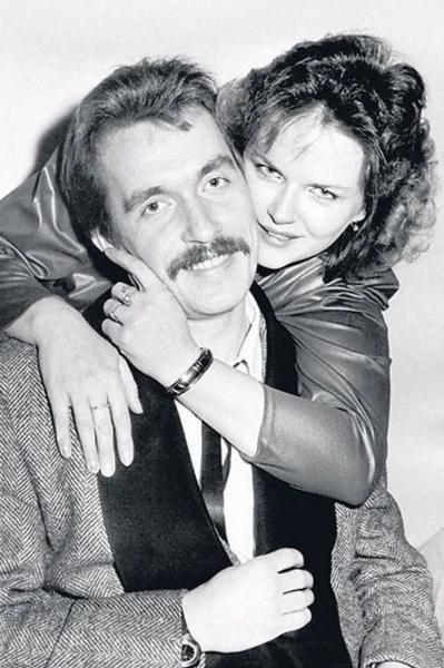Александра Яковлева с мужем Калью Аасмяэ