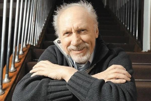 Юрий Кузьменков в старости