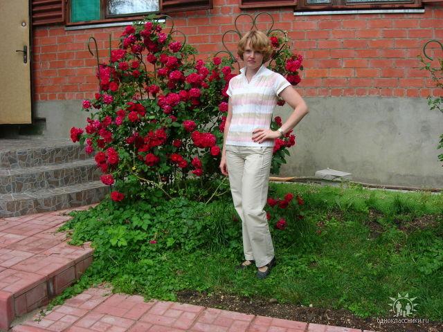 Анна Ашимова 2007 г.