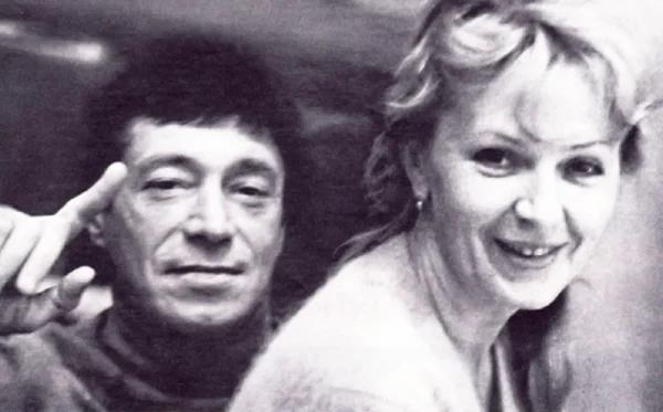 Валентина Титова с Георгием Рербергом