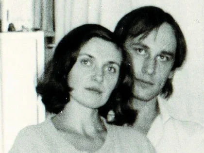 Ольга Гобзева и Валерием Мартыновым