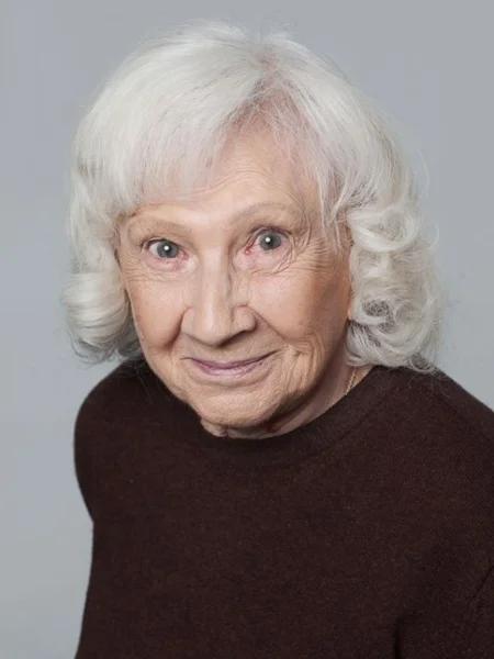 Людмила Аринина в старости