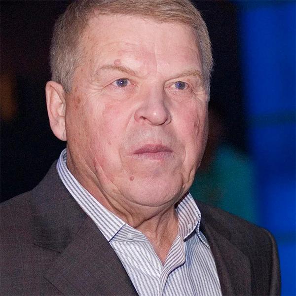 Михаил Кокшенов в старости