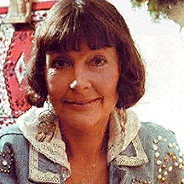 Нина Маслова в старости