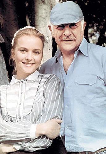 Наталья Вавилова с мужем Самвелом Гаспаровым