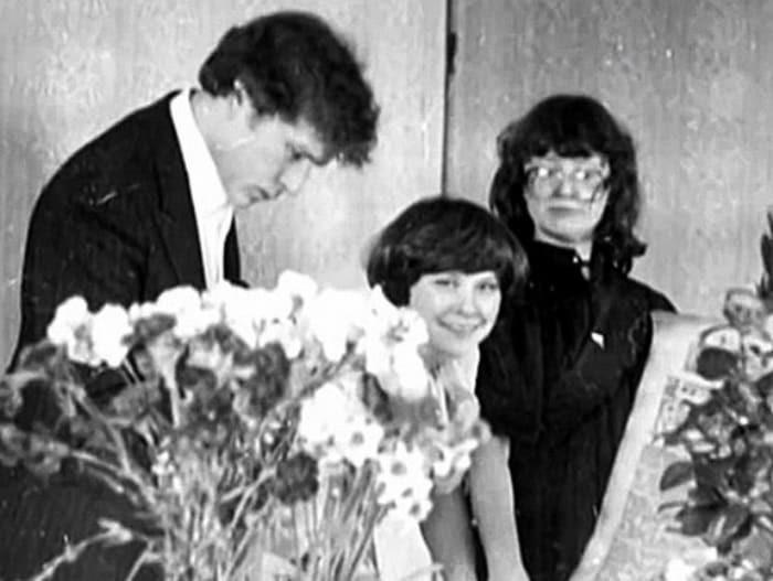 Борис Невзоров и Анастасия Иванова