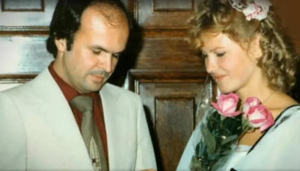 Любовь Полехина с Марио Риберо