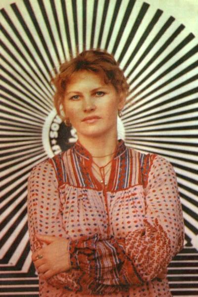 """Любовь Полехина. Обложка журнала """"Спутник кинозрителя"""", май 1981 года"""