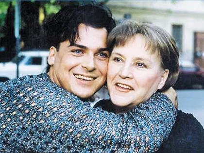Юлиан с Нонной Мордюковой