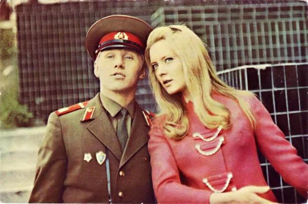 "Семен Морозов и Марианна Вертинская. ""Семь невест ефрейтора Збруева"""