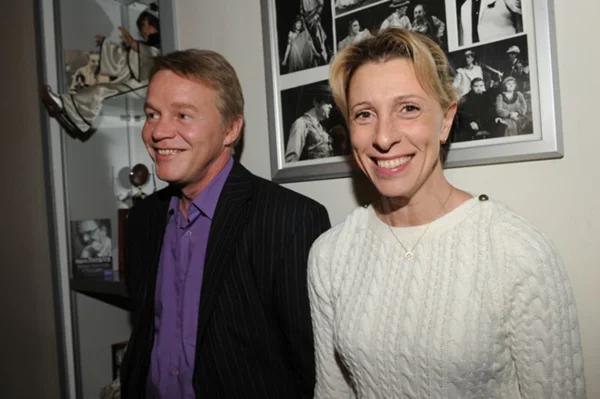 Александр Кузнецов с Юлией Рутберг