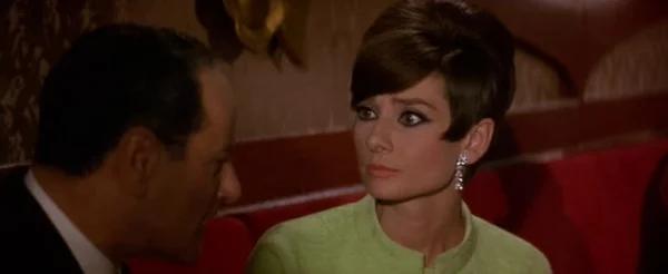 """Одри Хепберн. """"Как украсть миллион"""""""