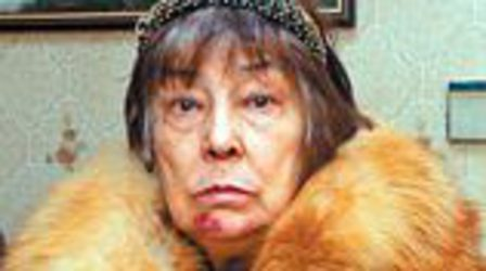 Татьяна Самойлова в старости