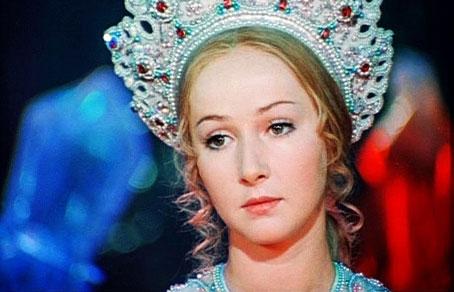 Наталья Петрова: как сказочная красавица нашла персидского принца
