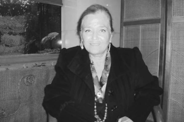 Жанна Прохоренко в последние годы