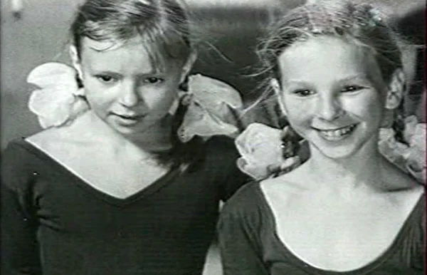 "Катя Горохова и Ирина Савина. ""Новенькая"""