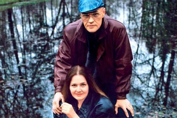 Жанна Прохоренко с Артуром Макаровым