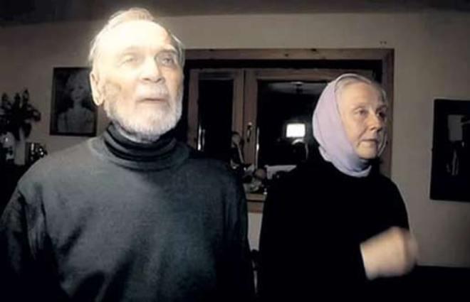ладимир Заманский и Наталья Климова