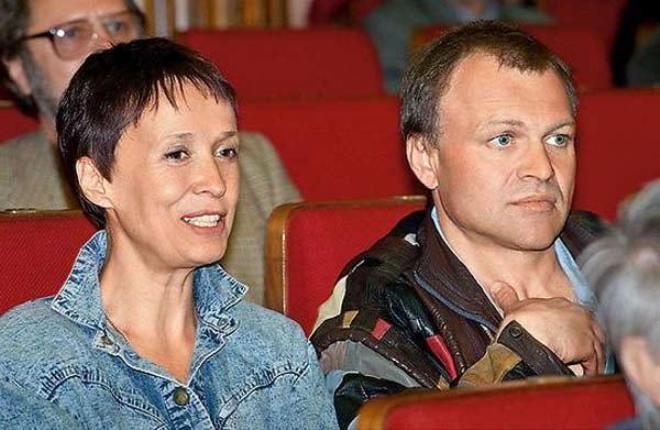 Ирина Печерникова и Александр Соловьев