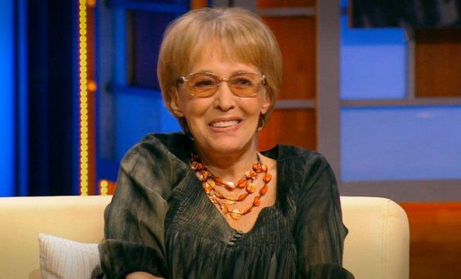 Ирина Печерникова в старости