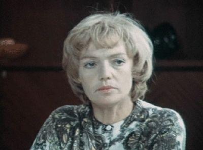 4 жена Георгия Жженова Лидия Малюкова