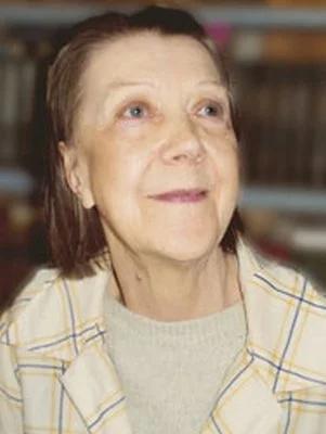 Тамара Носова в старости