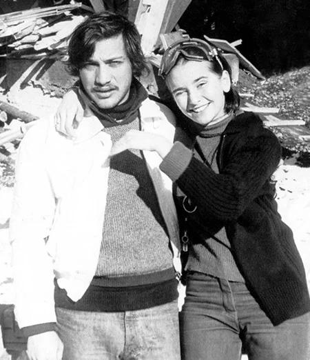 Нико Шенгелая и Ия Нинидзе