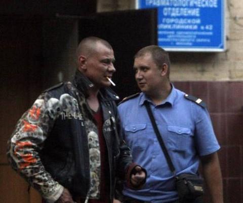 Влад Галкин арестован