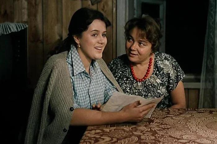 """Янина Лисовская. и Нина Дорошина. """"Любовь и голуби"""""""