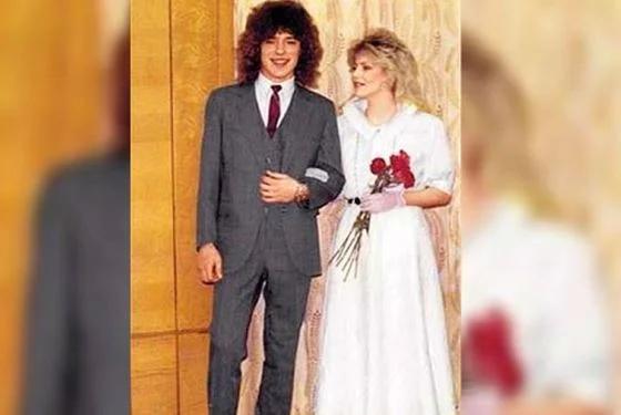 Свадьба Жени Белоусова и Натальи Ветлицкой