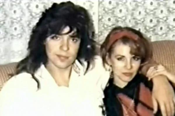 Женя Белоусов с первой женой – Еленой Худик