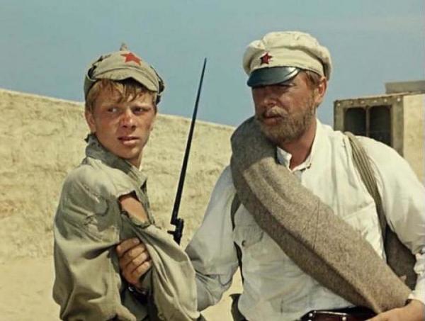 """Петруха и товарищ Сухов. """"Белое солнце пустыни"""""""
