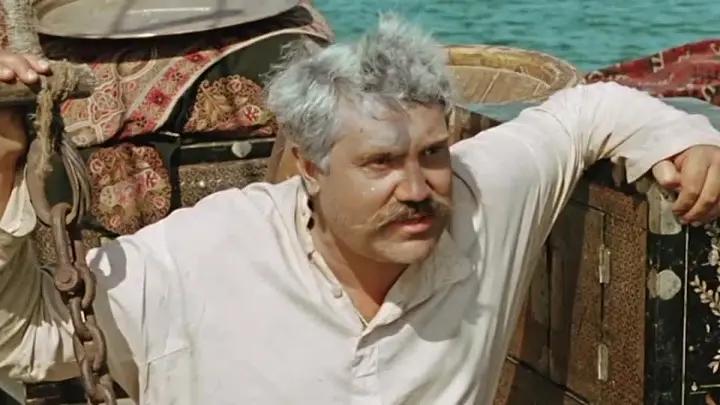 """Павел Луспекаев, сыграв Верещагина на протезах, скончался сразу после премьеры """"Белого солнца пустыни"""""""