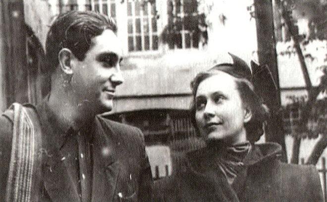 Павел Луспекаев и Инесса Кириллова. Фото sputnik-georgia.ru