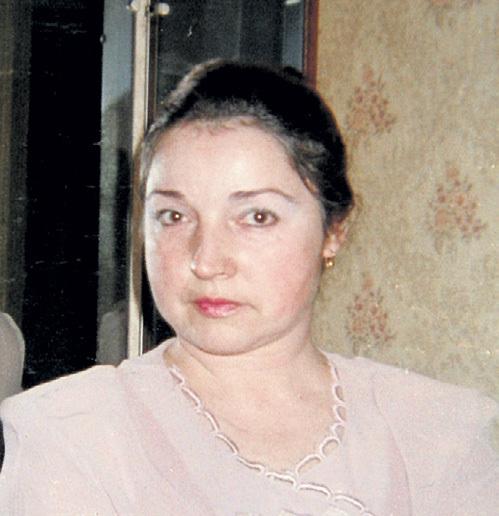 Людмила Нагорная