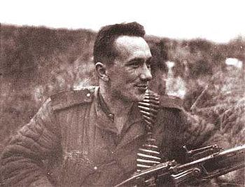 Алексей Смирнов, военные годы