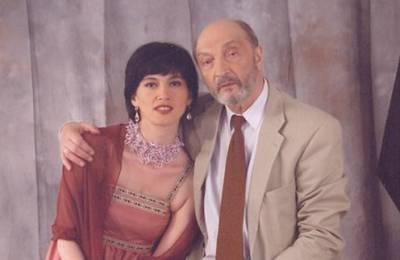 Манана и Михаил Козаков