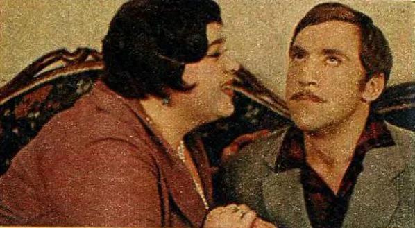 Наталья Крачковская и Владимир Высоцкий