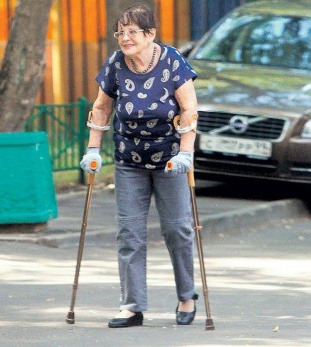 Наталья Фатеева после операции